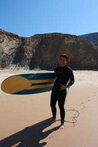 arrifana beach surf