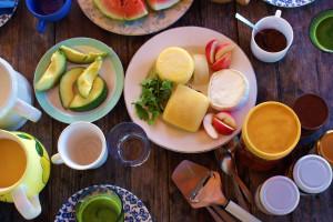 brunch for breakfast